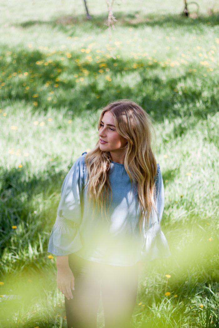 Brenda Portrait